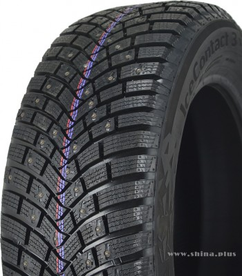 205/60  R16 Continental Ice Contact-3 ш 96Т (зима) а/шина