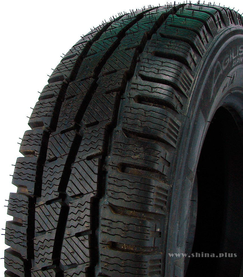 185/75  R16C Michelin Agilis Alpin 104/102R (зима) а/шина