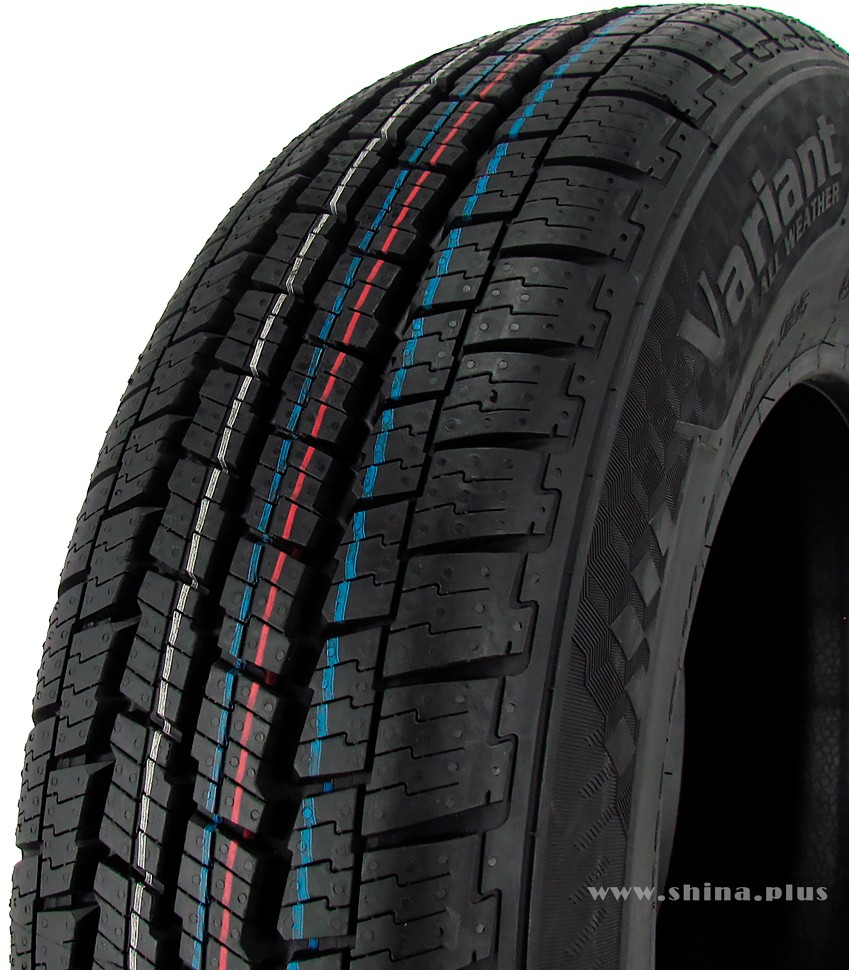 215/75  R16C Matador MPS 125 Variant All Weather 116/114R (всесезонная) а/шина