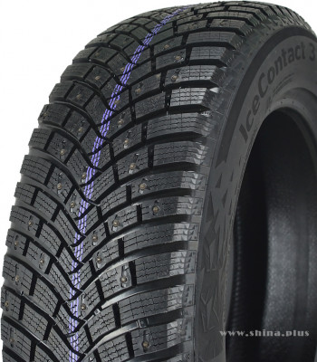 235/55  R19 Continental Ice Contact-3 105T (зима) а/шина