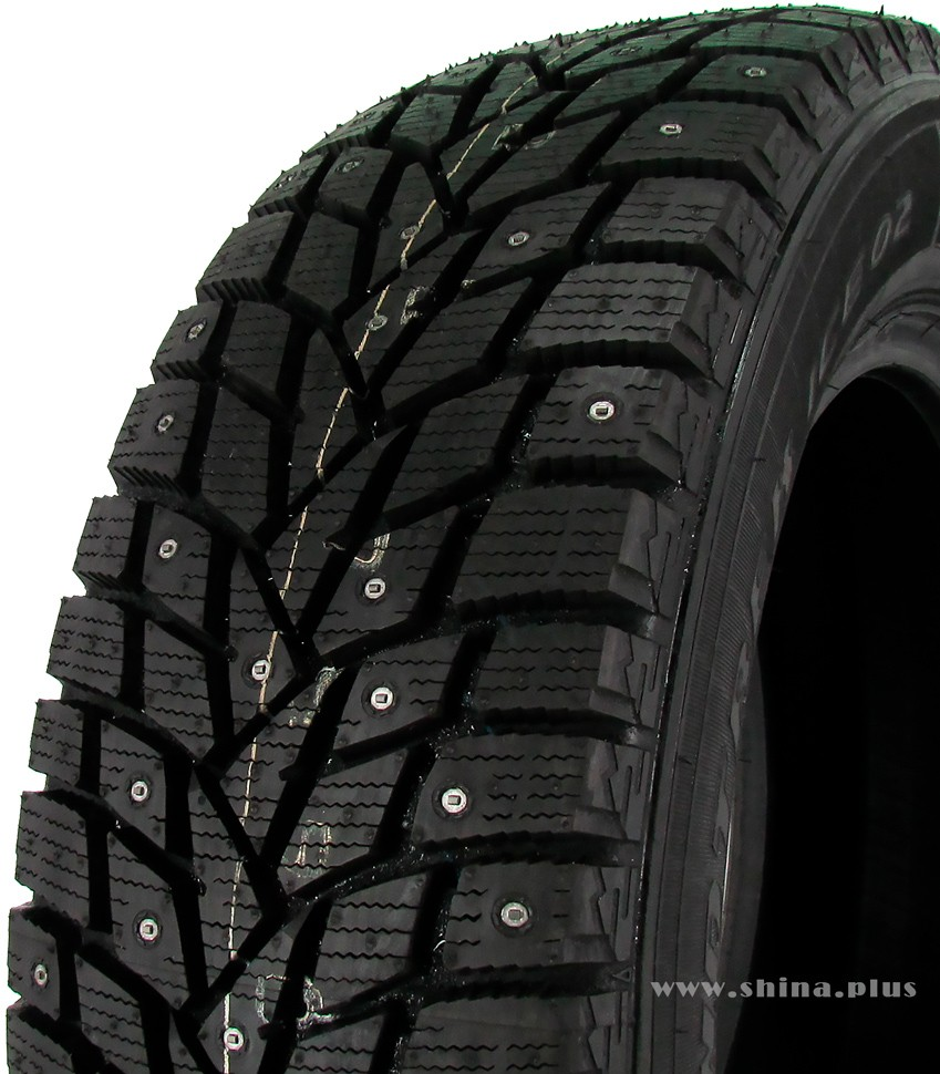 175/65  R14 Dunlop SP Winter Ice 02 82T ш (зима) а/шина №№1