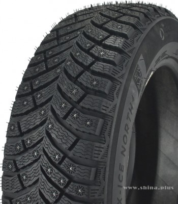 205/50  R17 Michelin X-ICE North-4 ш 93T (зима) а/шина
