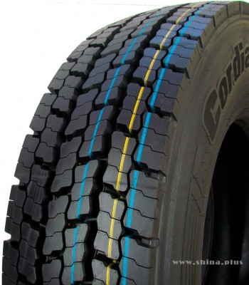 295/80  R22,5 Cordiant Professional DR-1 ведущая б/к а/шина