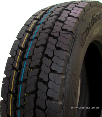 245/70  R19,5 Cordiant Professional DR-1 ведущая б/к а/шина