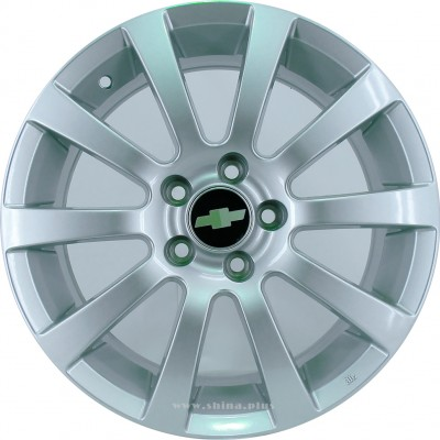 Диск R16 5x105 Replica (GM 68) 6,0J ET39 D56,6 Sil