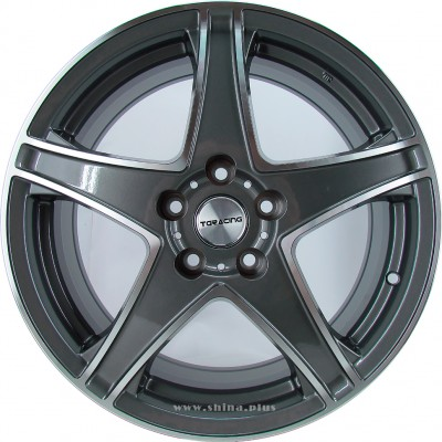 Диск R17 5x112 TG Racing (L012) 7,0J ET40 D73,1 GM Pol