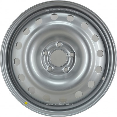 Диск R17 5x114,3 6,5J ЕТ49 D67,1 NEXT NX-142 Sil (Hyunday Creta)