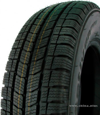 215/75  R16C BF Goodrich Activan Winter 116/114R (зима) а/шина