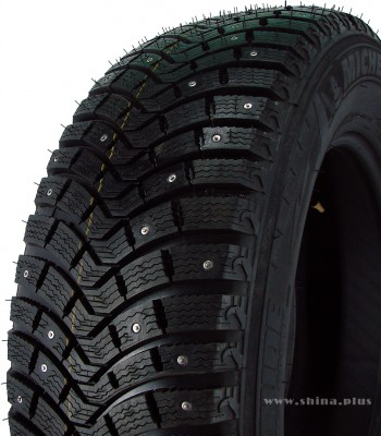 255/60  R18 Michelin Latitude X-ICE North XIN2+  ш (зима) а/шина
