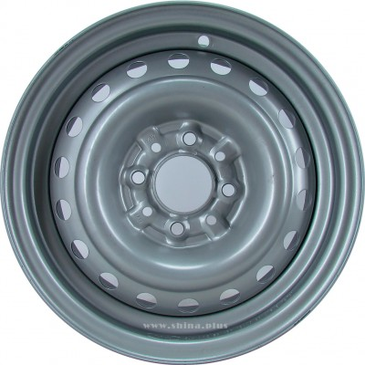 Диск R13  4x98 5,0J ET29 D60,1 Magnetto Silver (ВАЗ 2103)