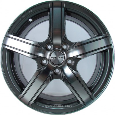 Диск R16 5x108 TG Racing (TG017) 6,5J ET50 D63,3 GM/P