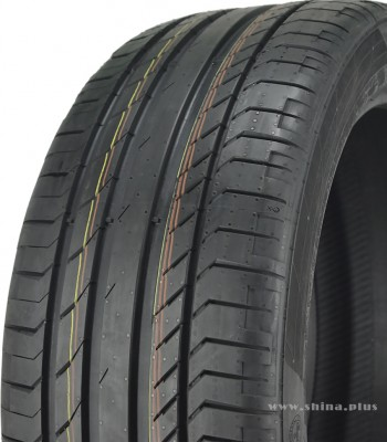 245/50  R18 Continental Sport Contact-5 100W (лето) а/шина