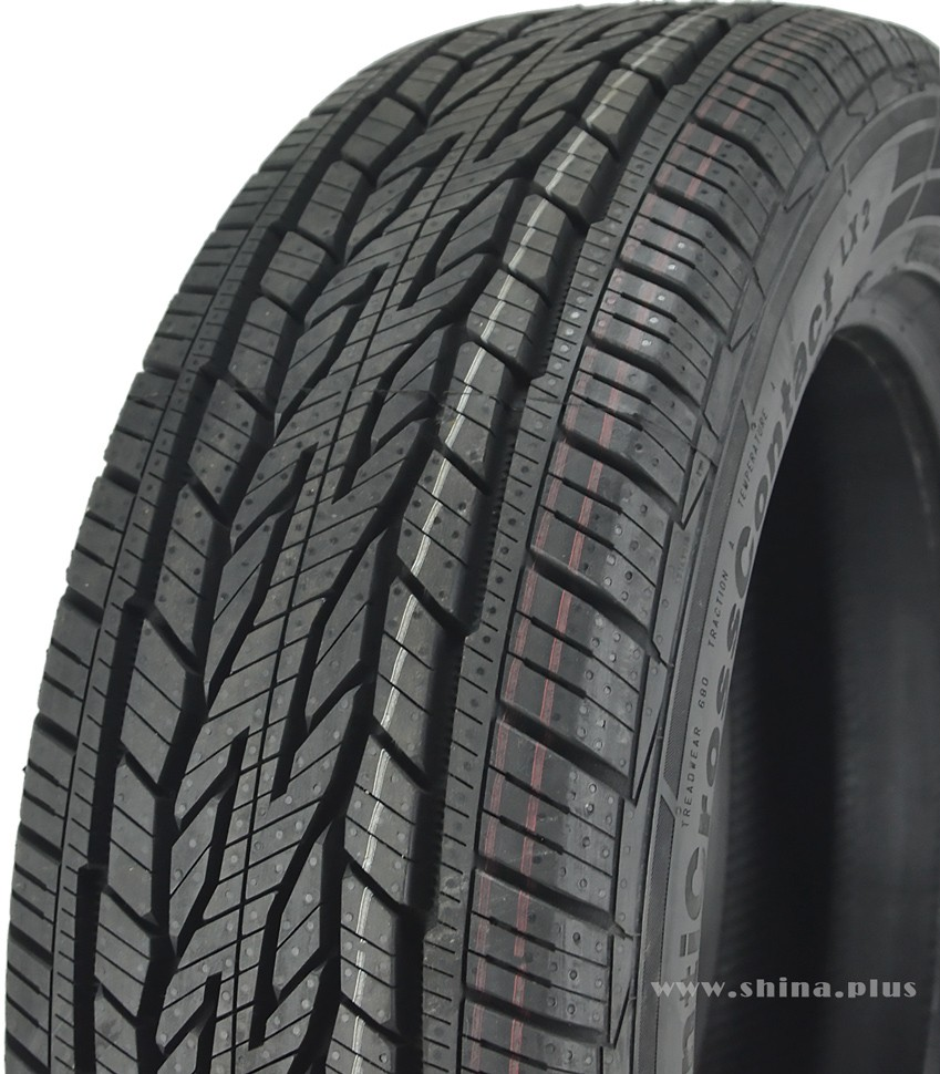 255/55  R18 Continental Cross Contact LX2 109H (лето) а/шина