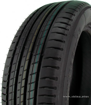 255/60  R18 Michelin Latitude Sport-3 112V (лето) а/шина