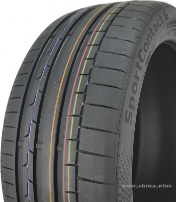 255/40  R19 Continental Sport Contact-6 100Y (лето) а/шина