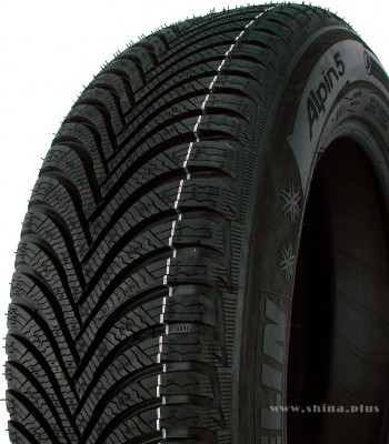 205/65  R16 Michelin Alpin-5 95H (зима) а/шина