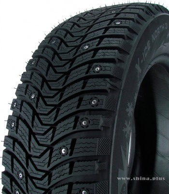 225/55  R17 Michelin X-Ice North Xin3 ш 101T (зима) а/шина
