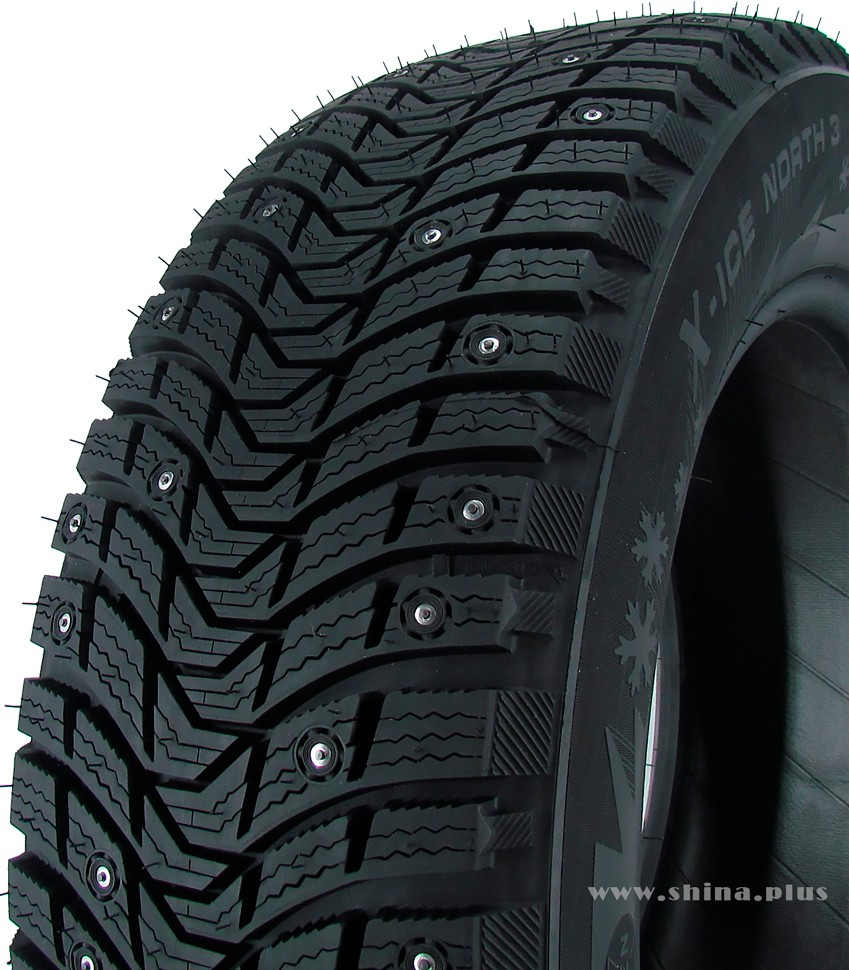 245/45  R19 Michelin X-ICE North-3 ш 102H (зима) а/шина