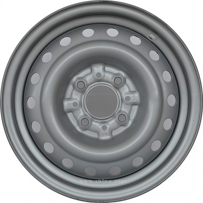 Диск R13  4x98 5,0J ET35 D58,6 Magnetto Silver (ВАЗ 2108)
