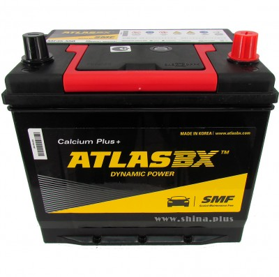 Аккумулятор ATLAS DINAMIC POWER CALCIUM+MF42B19FL