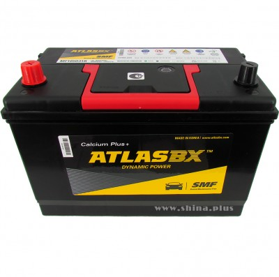 АКБ 90Ah AtlasBX Dynamic Power Calcium+ (MF105D31R)  (+п.п) 750А 12V Азия %%%
