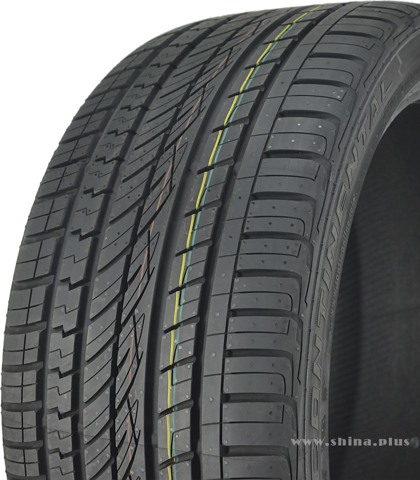 255/50  R19 Continental Cross Contact UHP 103W (лето) а/шина