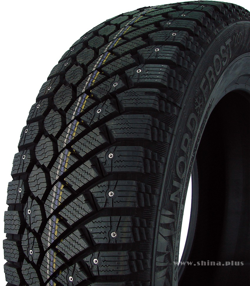 195/60  R15 Gislaved Nord Frost 200 ш 92T (зима) а/шина