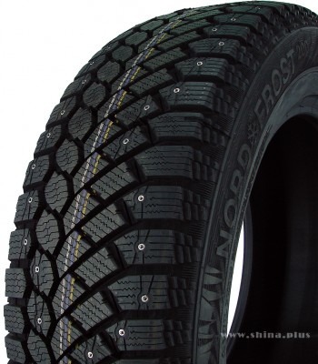 195/55  R15 Gislaved Nord Frost 200 ш 89T (зима) а/шина