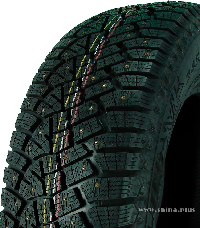 245/70  R16 Continental IceContact-2 Suv FR KD  ш 111T (зима) а/шина